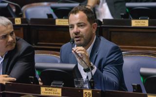 """Aportes truchos de Cambiemos: """"Los concejales del Pro se oponen a buscar transparencia"""", dijo Lisandro Bonelli"""