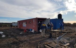 Rescataron a 21 víctimas de trata laboral en Lobería