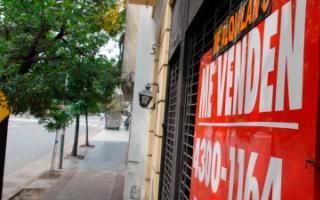 En enero cerraron más de 2.500 locales comerciales en Capital y Conurbano