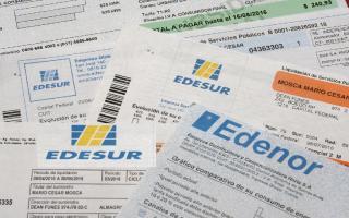 El fuerte incremento del servicio eléctrico fue dado a conocer a través del Boletín Oficial.Foto: Prensa