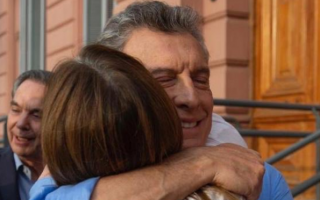 Vidal saludó a Macri por su cumpleaños 61: En Twitter fue tendencia #FelizCumpleGato