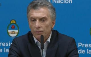 Lunes negro en los mercados: Macri culpó al kirchnerismo por no generar confianza