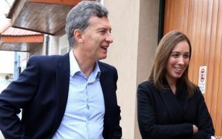 Macri y Vidal arriban este martes a Azul.