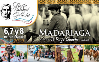 Madariaga: Ultiman detalles de la 48º Fiesta Nacional del Gaucho