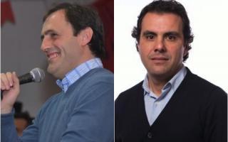 Matías Rappallini y Facundo Coudannes