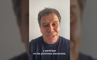 Elecciones 2021: Manes aceptó la oferta de la UCR y será precandidato a diputado