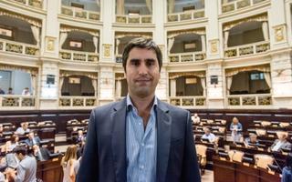 Manuel Mosca es el nuevo Presidente de la Cámara baja.