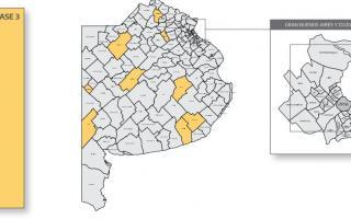 Covid-19 en Provincia: En qué fase está mi municipio