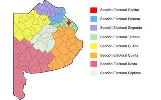 El mapa electoral bonaerense