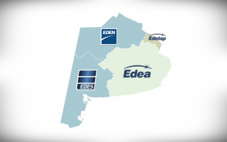 Autorizan a empresas de energía provinciales a incluir en las facturas los costos de distribución