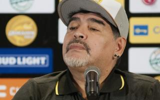Diego Maradona fue dado de alta