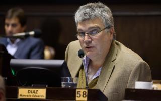 Marcelo Díaz presentará los proyectos esta semana.