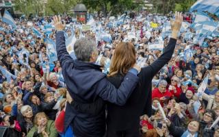 Mauricio Macri promueve una gran movilización hacia el Obelisco porteño