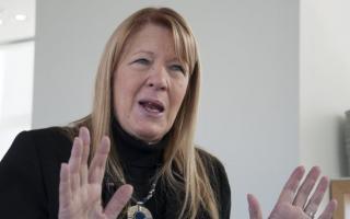 """Stolbizer: """"Si Vidal hubiera tenido balotaje, probablemente llamaría a votar por ella"""""""