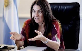 María Cecilia Rodríguez insistió en el debate sobre la despenalización del consumo de drogas.