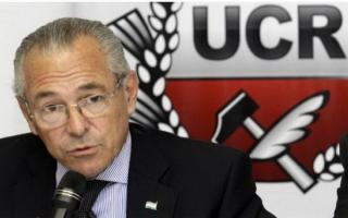 Mario Barletta, Presidente de la UCR.