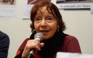 Marta Márquez dialogó con LaNoticia1.com