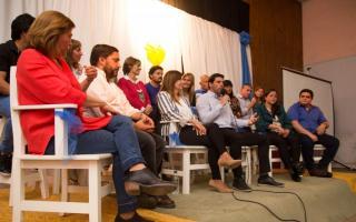 Martín cerró la campaña en el Teatro de Baigorrita