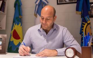 Molina lanzó una batería de medidas anti crisis.