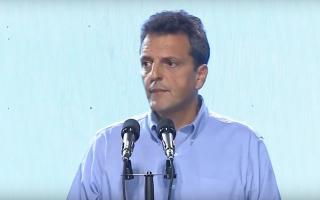 El Frente Renovador faculta a Massa a conformar una coalición opositora amplia