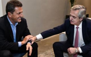 Sergio Massa encabeza lal lista para Diputados Nacionales por la Provincia de Buenos Aires