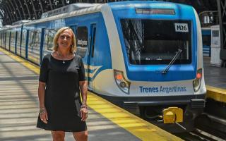 Sandra Mayol, directora de Trenes Argentinos y exintendenta de Monte, tiene coronavirus