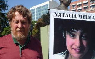 Gustavo Melmann, padre de Natalia.