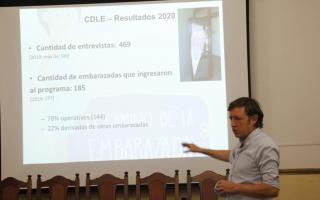 Jaimen Méndez se metió en el debate