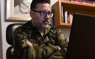 Intendente Gustavo Menéndez