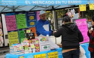 Duplican las ferias del Mercado en tu Barrio en la Provincia.