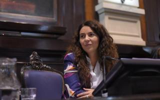 Merquel rechazó el proyecto de quitar un busto de Kirchner en Morón.