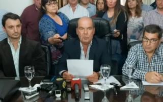 Coronel Suárez: Moccero planteó crítica situación económica de la comuna y anuncia recortes