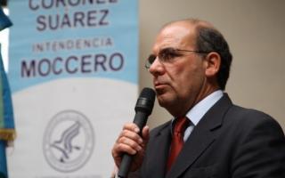 Ricardo Moccero ex diputado provincial.