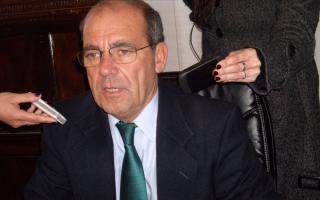 El Intendente, Ricardo Moccero, ganó la última elección y va por su sexto mandato.
