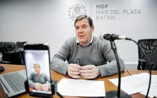Guillermo Montenegro se quejó de las restricciones