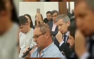 Emilio Monzó en Carlos Tejedor: Participó de homenaje a su madre