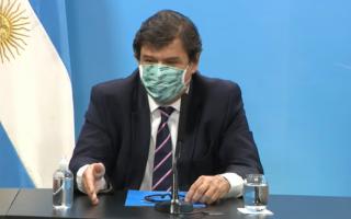 El ministro de Trabajo de la Nación, Claudio Moroni