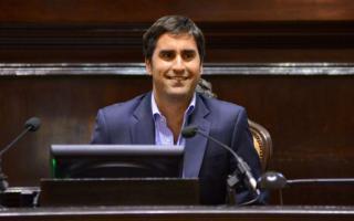 Mosca estrenó la presentación de declaraciones juradas de los Diputados bonaerenses