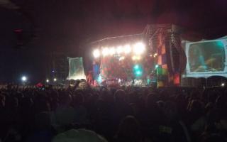 Miles de personas coparon el predio El Panorámico. Foto: Diego Bustos