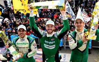 Los 1000 KM de Buenos Aires de TC fueron para Canapino. Foto: Prensa