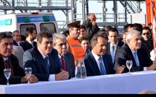"""Scioli destacó: """"Es la victoria de un federalismo productivo""""."""