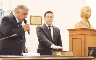 Malvinas Argentinas: Leonardo Nardini asumió un nuevo periodo como intendente
