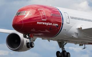 Norwegian autorizada a volar en la Provincia de Buenos Aires.
