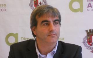 El jefe comunal cuestionó duramente a Cambiemos. Foto: Prensa