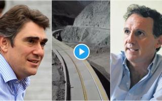 """""""Te dejo un video"""": Iguacel salió al cruce de Katopodis por las obras del anterior gobierno"""