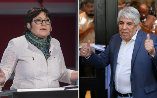 "Bloque de diputados de Cambiemos se solidarizó con Graciela Ocaña por ""ataque"" de Hugo Moyano"