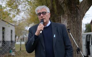 General Belgrano: El radical Dinápoli confirmó que va por la reelección
