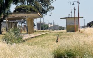 Construirán el Parque Central en el predio del Ferrocarril de Patagones