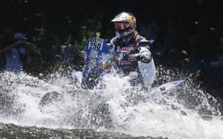 Patronelli se quedó con la segunda etapa y es líder.