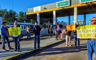 Peaje Ruta 205: Vecinos que pasan entre Cañuelas y Lobos piden que retrotraer el fuerte aumento